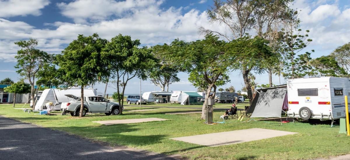 caravan parks